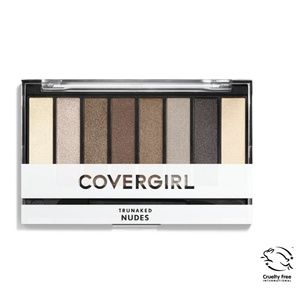 💄4/$15 COVERGIRL Nudes TruNaked Palette